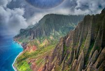 Hawaii - Trip Planning Board / My favorite place on Earth - 10x visitor.  Islands still to visit: Oahu, Molokai, Lanai