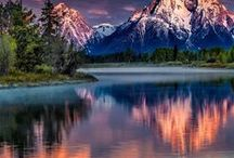 Rocky Mountain States - Travel Inspiration Board / Colorado, Idaho, Montana, Utah, and Wyoming.