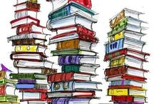 I read / all things book related
