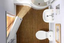 Bathroom ideas / by Cait Genevieve