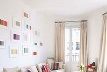 Living Room Ideas / by Cait Genevieve