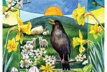 Sabbat 7.Eostre - Lente