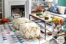 Interior Spaces / Stylish Interior Spaces