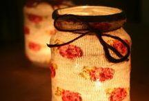 Home made gifts / handgemaakte cadeautjes