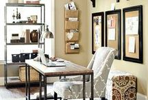 Office and Desk Decor / Customize your work space to compliment your personal style!