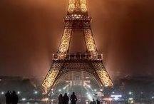 Bonjour Paris! / by Oyster.com