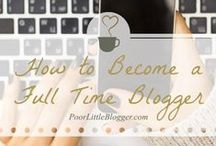 ♥ Monetization Tips / Monetization Tips for Bloggers from PoorLittleBlogger.com and around the net.