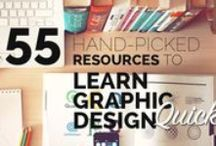 ♥ Graphic Design Tips / Graphic Design Tips from PoorLittleBlogger.com and around the net. ♥