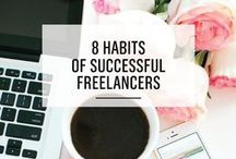 ♥ Tips for Freelancers / Freelance tips from the PoorLittleBlogger.com and around the net.