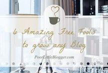 ♥ Blogging Tips / Blogging Tips from the Blogging site www.PoorLittleBlogger.com