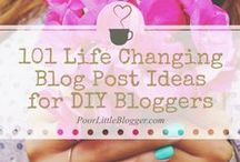♥ Decor Bloggers / Tips for Decor Bloggers from PoorLittleBlogger.com and around the net.