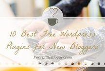 ♥ WordPress TIps / Tips for WordPress from PoorLittleBlogger.com and around the net.