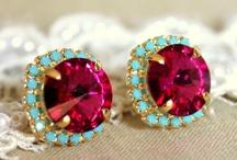 jewelry / by Tamara Stander