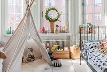 When I Have Kids... / Nursery & Cute kid inspiration.