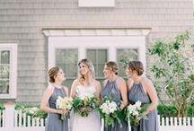 Bridal Party Photos / Bridal party photos. Bridal party photo inspiration.
