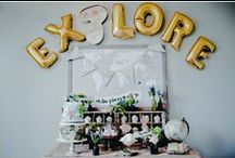 L E T S  P A R T Y / party ideas, party decorations, balloon decorations