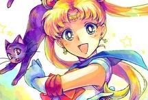 Anime, Disney, Illustrations / Mostly Sailor Moon, Tangled & Voltron trash (-;
