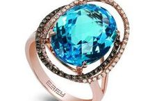 Cool Blue Hues / Cool blue jewelry from Effy Jewelry. / by Effy Jewelry