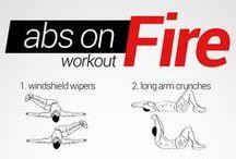 for skinny me: exercises  / by Lillian @ ElleTheHeiress