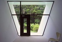 _windows_ / Glass with sass, frames with flourishes and windows with wonders beyond.