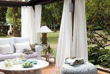 Backyard Havens / Pools, Patios, Arbors, Design for enjoyable living