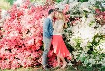 Engagement Outfit Ideas / Engagement outfit ideas | What to wear for stylish engagement photos. Outfit & theme ideas for couples