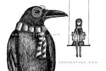 SERPENTHES // Kids & Critters series / based on the upcoming children's book
