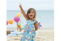 Frugi on the Sunny Side / Organic cotton meets the demands of the most stylish fashionista...kids!