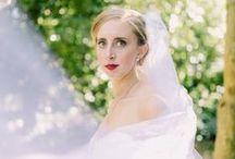 Bridal portraits / Bridal portraits. Bridal posing inspiration.