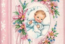 Baby Shower & Arrival Cards / by Patricia Dalton