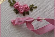 Crafts: Ribbon Emb. Tutorials / by Patricia Dalton