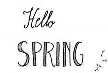 Voorjaar / Genieten van het voorjaar en al haar facetten. Picknicken, buiten leven en vooral genieten!