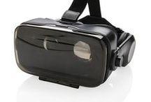Virtual Reality bril / Virtual Reality is onderdeel van de toekomst. Je ziet het als verrijking van games, gadgets en in bioscopen. Verras je klanten en relaties met deze ervaring of als cadeau.