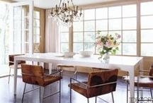 Design Inspiration / Places and spaces I dream about and adore.