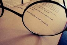 Pour monsieur Potter / by Amanda McKenzie