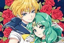 Sailor Moon / by Erin Hill