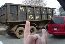 Heavy Metal and Rock n Roll / Pedal to the Metal!