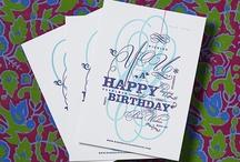 letterpress joy!