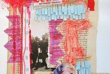 DIY: Journals & Collages