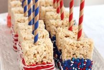 4th of July celebration from PearTreeGreetings.com / 4th of July Food Ideas to get you inspired for your patriotic party! / by Pear Tree Greetings