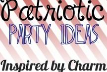 Patriotic Party Props