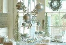 Holiday Decor /  Christmas of  every color