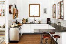 Kitchen / by Samantha Leeds
