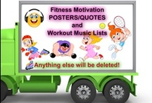 #MotivationFitnessAndHealth / This board is ONLY for WORDS that inspire us to MOVE. Music to run and workout to. Please - NO recipes, NO workout tips, NO DIETS, NO clothing, etc. Everything that's not a music list or words to motivate a workout will be deleted. THANK YOU <3  #PleaseHelp Support my brother-in-law with Stage 4 Lung Cancer #RockOnRay send $1 every $1 counts <3 gf.me/u/j2adi THANK YOU! You are joy!
