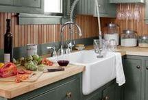 Home - Kitchen.... :) / by Teri McHatton-Crawford