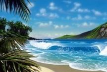 Sun and a Beach.... / by Jill Gebeck