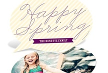 Easter + Spring Ideas from PearTreeGreetings.com / by Pear Tree Greetings