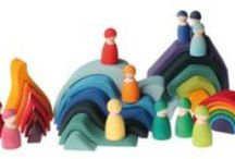 Grimm's Toys / Beautiful, handcrafted wooden toys, puzzles, blocks & more — made in Germany by Grimm's Spiel und Holz Design.