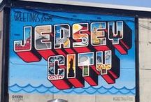 Jersey City - Stroll through the Hood / Inspiration found in J.C.