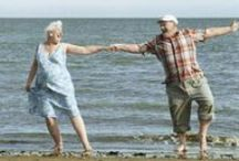 What's wrong with old? / About beautiful energetic creative intelligent .... old people.